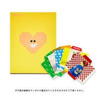 マエボン ポチ袋セットB(マエボン vol.2 × ポチ袋)