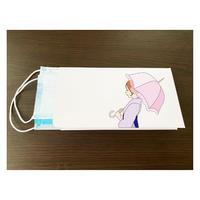 【3枚入り】抗菌紙使用のマスクケース(二つ折りタイプ)