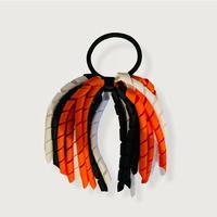 カーリーポニー ブラックオレンジ CP-WOK
