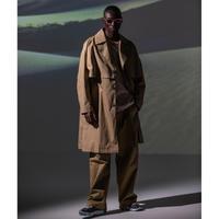 Dick Tracy Single Coat(BEIGE)