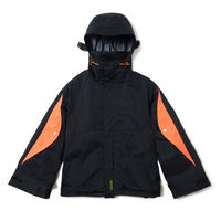 3Layer Rebuild Mountain Parka (BLACK)
