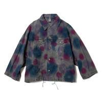 Type 3 Kimono Jacket (TIE DYE)