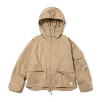 2 Way Chemical Parka (BEIGE)