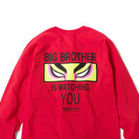 BIG BROTHER WATCHING YOU (RED)