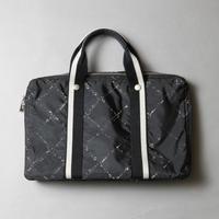 Chanel /    Old travel line nylon tote bag  / 2006110