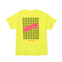QR TEE(SECURITY YELLOW)
