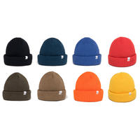 SHORT LENGTH WATCH CAP