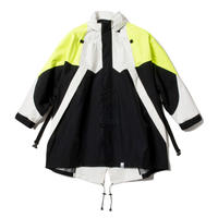 3LAYER FUTURE COAT (BLACK)