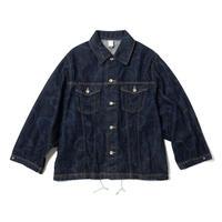 Type 3 Kimono Jacket (PAISLEY INDIGO)