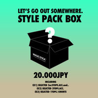 SELECTED STYLE PACK BOX