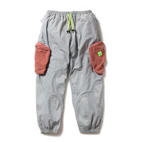 2Layer Track Pants(GREY)