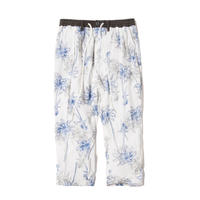 Hawaiian Chillin Cropped Trouser