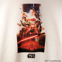 "[COLLABORATION] ""STAR WARS"" official IX CREW"
