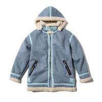 LONG MOUTON TYPE B-3 (BABY BLUE)