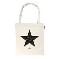 MAGO×ROOTOTE トートバッグ-M 9 【The Plastic BoyBroken Music Player In The Black Star】