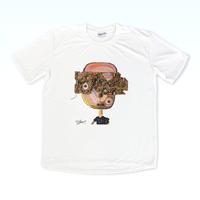 MAGO×BRING T-shirt 【Agbogbloshie Boy】No.3094