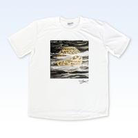 MAGO×BRING T-shirt【世界平和の空気清浄器】No.1009