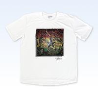 MAGO×BRING T-shirt【The Ghana's Flag】No.1007