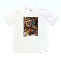 MAGO×BRING T-shirt【シナプス Ⅱ】No.3166