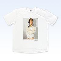 MAGO×BRING T-shirt【無精卵を被る女】No.1002