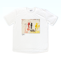 MAGO×BRING T-shirt【Lxgxm=Power】No.3176