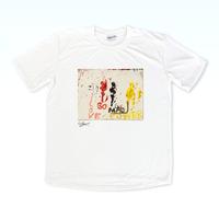 MAGO×BRING T-shirt【Lxgxm=Power】No.3176