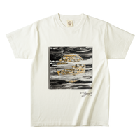 MAGO×FELIC オーガニックTシャツ7 【世界平和の空気清浄器】