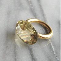 Raanii[キャンディリング]レモントパーズL
