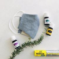 Healing mask set(aroma lemon)