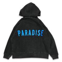 """""""PARADISE"""" DAD HOODIE (ROCK BLACK)"""