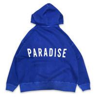 """""""PARADISE"""" DAD HOODIE (DEEP BLUE)"""