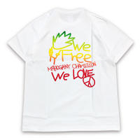 """TAGGING"" T-SHIRTS (RASTA)"