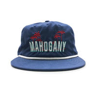 5PANEL NYLON BEACH CAP (CALI BLUE)