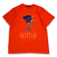 """Queen Nefertiti"" T-SHIRTS (RED)"