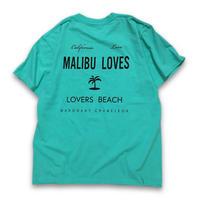 """MALIBU"" T-SHIRTS (MOJITO GREEN)"