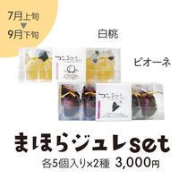 [509]そのままフルーツまほらジュレ2種