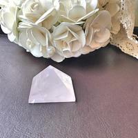 ローズクオーツ ピラミッド 5A