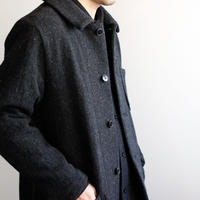 Lomond soutien collar coat/charcoal gray/size2(MAN)