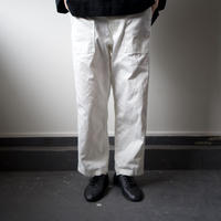 weapon chino /baker pants/white