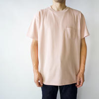 pockets tee/pink/size2