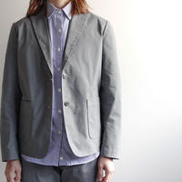 tailored jacket/gray