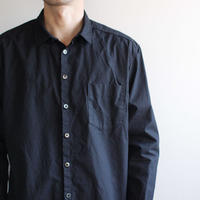 typewriter standard shirt / black/size2(MAN)