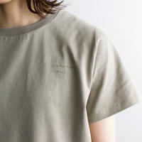 combed yarn /printTshirt/covered gray