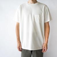 pockets tee/white/size2