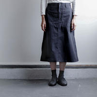 bio-processing skirt/black