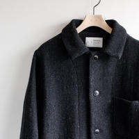 Lomond soutien collar coat/charcoal gray