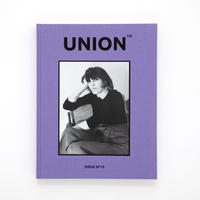 UNION #13 COVER (A) Lou Doillon /ルー・ドワイヨン