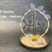 アンクレット『#Synchro』【Mastered】