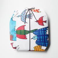 ギフト包装 鳥柄