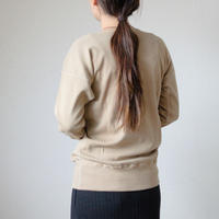 Olde Homesteader / CREW NECK SWEAT SHIRT -KHAKI